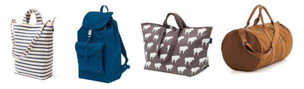 BAGGU Duckbag, Backpack, Weekender, Duffel