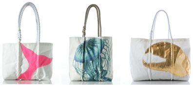 Sea Bags Totes