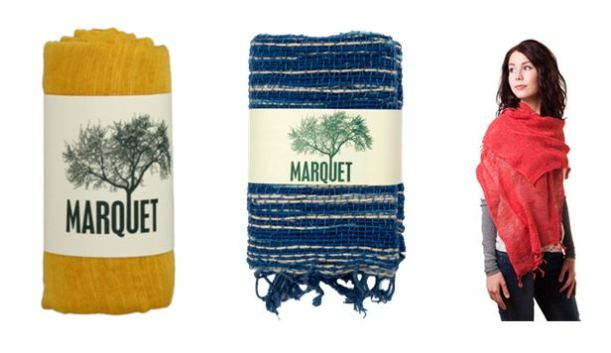 Marquet Fair Trade Scarves