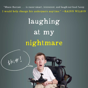 laughing at my nightmare memoir