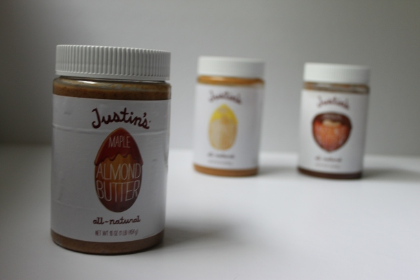 Of all the almond butters I've tried, this one is the best. And you know I'd never lie to you.
