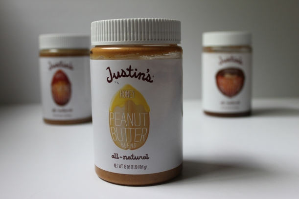 This one is my favorite. Simple PB. Doesn't get old. There is also a plain peanut butter spread available, but I like the subtle sweetness that the honey adds.